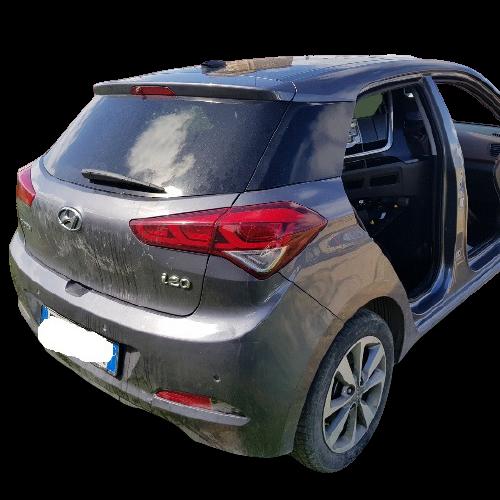 Hyundai I20 1100 Diesel anno 2015.
