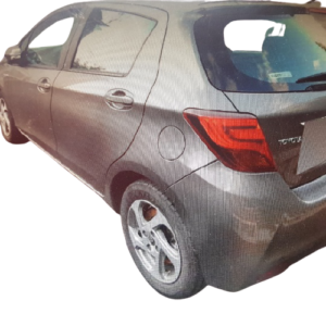 Toyota Yaris anno 1500 Hybrid anno 2016