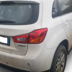Mitsubishi ASX 1800 Diesel anno  dal 2011 al 2018 colore bianca