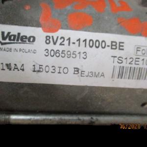 Ford Fiesta Ka C-Max  Mazda Volvo  anno dal 2008 al 2017 Motorino avviamento Valeo 8V21-11000-BE 30659513