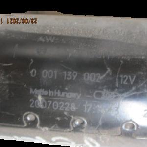 Bmw Serie 1 E87 E81 F20 Serie 3 E90 E91 E92 Serie 5 E60 E61 anno dal 2007 al 2013 Motorino avviamento Bosch 0001139002