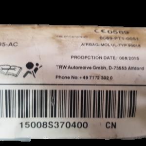 Ford EcoSport anno dal 2012 al 2020 Airbag tendina destra CN15-A042D94-AC