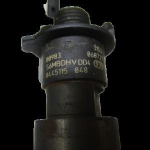 Bmw Serie 3 320 E90 E91 E92 E93 Serie 5 530 E60 E61 Serie 730 X3 E83 X5 3000 Diesel anno dal 2003 al 2010 Iniettori 0445115048 S6MBDHVDD4 7792721 04