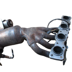Bmw Serie 1 E87 serie 3 e90 e91 anno dal 2003 al 2011  Catalizzatore Fap convertitore catalitico collettore scarico 7563672 16097610 benzina