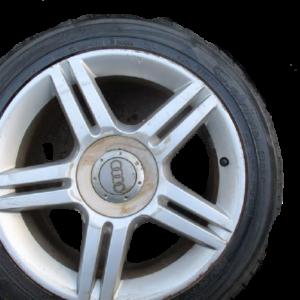 Audi A4 8E S Line anno dal 2004 al 2008 4 Cerchi in lega R17