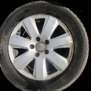 Audi A6 4F anno dal 2004 al 2012 4 Cerchi in lega disco 16