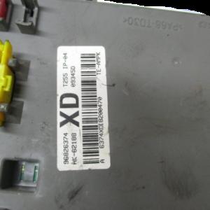 Chevrolet Aveo 1200 Benzina anno dal 2006 al 2011 Centralina Bsi 96826374 AK-62188