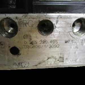 Citroen C5 2000 Diesel anno 2010 Abs  96657302 0265951174 0265230495.