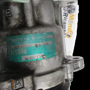 Citroen C8 C5 Xsara Berlingo Peugeot 406 807 307 anno dal 2002 al 2009 Compressore aria condizionata  964641678