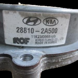 Hyundai I40 Kia Sportage Tucson Optima Carens 1700 Diesel anno dal 2011 al 2019 Depressore pompa a vuoto KOF 11K23/0068NPB 28810-2A500