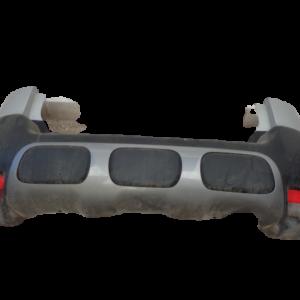 Citroen C3 Aircross anno 2018 Paraurti posteriore.