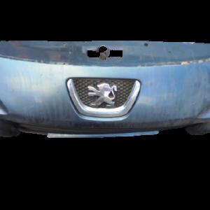 Peugeot 307 anno 2008 muso anteriore.