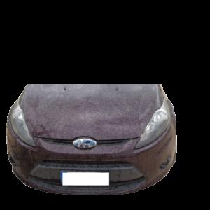 Ford Fiesta 1400 Benzina/GPL anno 2009 Musata anteriore.