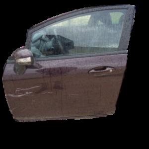 Ford Fiesta 1400 Benzina/GPL anno 2009 Porta anteriore sinistra.