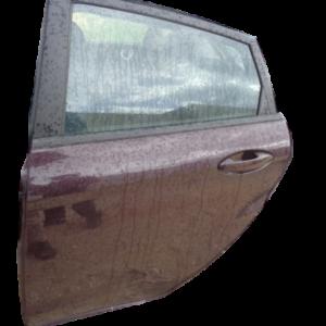 Ford Fiesta 1400 Benzina/GPL anno 2009 Porta posteriore sinistra.