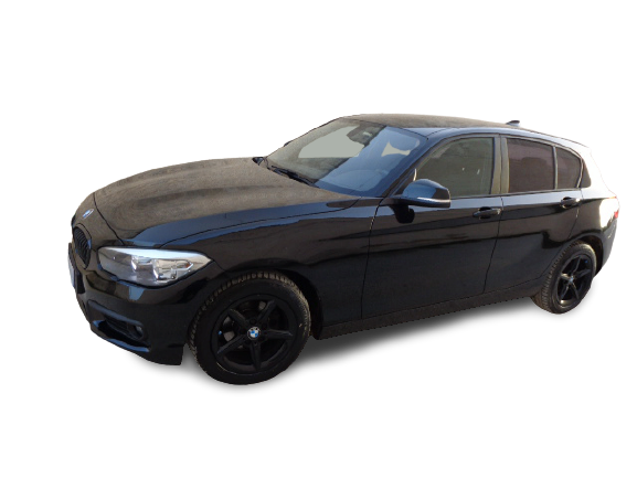 Bmw Serie 1 116D 1500 Diesel F20 anno 2016.