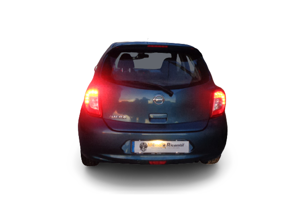Nissan Micra K13 1200 Benzina anno 2015
