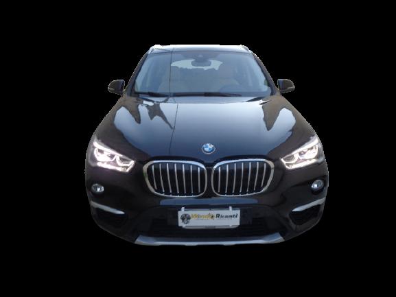 Bmw X1 2000 Diesel anno 2016