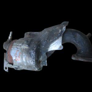 Ford Fiesta anno dal 2008 al 2017 Catalizzatore fap  converitore catalitico 1634296X benzina