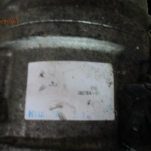 Hyundai I10 1° serie e  Kia Picanto anno dal 2004 al 2015 Compressore aria condizionata F500-QQ7BA-01