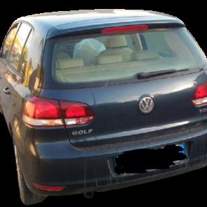 Volkswagen Golf serie 6
