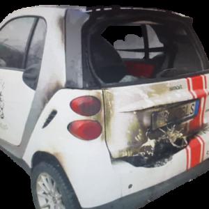 smart fortwo w451 1.0 benzina aspirata sigla motore 3b21 colore bianca