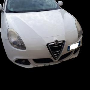 Alfa Romeo Giulietta 2000 Diesel anno 2011