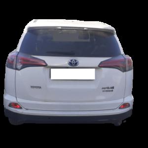 Toyota Rav 4 2500 Hybrid anno 2017 Portellone posteriore.