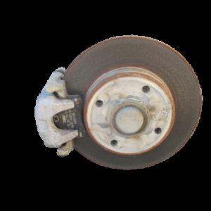 Citroen C3 Aircross anno 2018 Ponte posteriore.