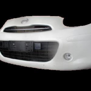 Nissan Micra anno 2012 Muso anteriore.