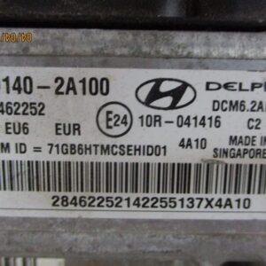 Hyundai I20 1500Diesel anno 2016 Centralina motore 39140-2A100  28462252  10R-041416