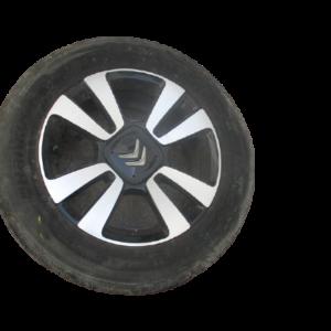 Citroen C3 Aircross anno 2018 Cerchi in lega R16