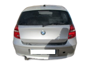BMW Serie 1 E87 2000 Diesel anno 2009.