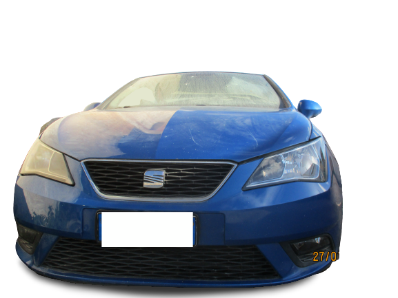 Seat Ibiza 1200 Diesel anno 2013