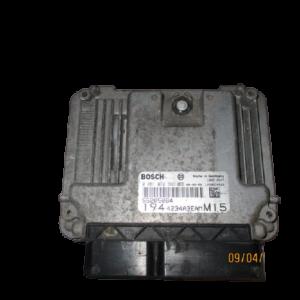 Fiat Croma 1900 Diesel anno 2007 Centralina motore 0281012963 55205064.