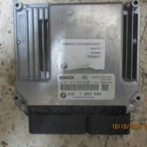 centralina motore 0281013924 dde 7809999 bmw x3 2.0 d 2008 130kw