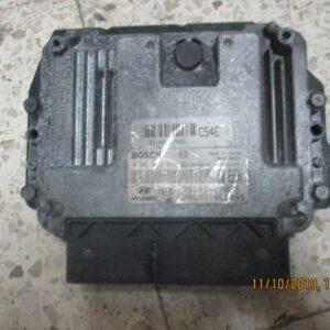 centralina motore 0281012669 39101-27825 hyundai santa fe  2.2 crdi 4×4 sigla motore d4eb automatica