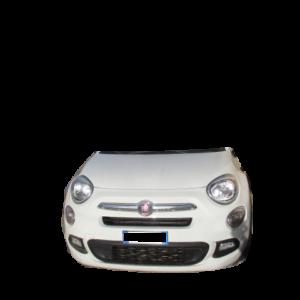 Fiat 500X anno dal 2014 in poi Muso musata anteriore completa bianca