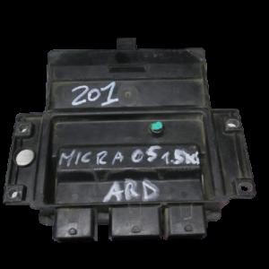 Nissan Micra 1500 Diesel anno 2005 Centralina motore 8200334419 8200426446