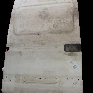 Opel Movano anno 2001 Porta portiera sportello posteriore destra scorrevole bianca