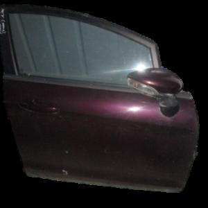Ford Fiesta 1400 Benzina/GPL anno 2009 Porta anteriore destra.