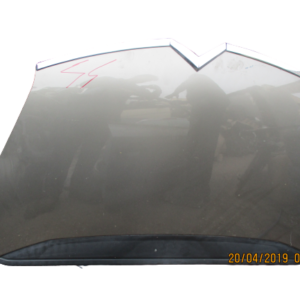 Citroen C4 Gran Picasso Muso anteriore.