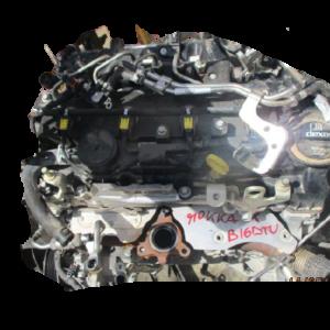 Opel Mokka X 1600 diesel anno 2016 Blocco motore B16DTU.