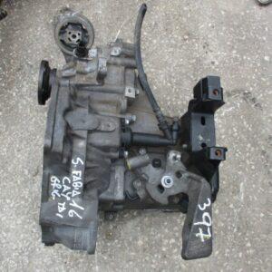 Skoda Fabia 1600 Diesel anno 2009 Cambio manuale KFK180610 14 12243.