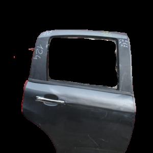 Citroen C3 2° serie anno dal 2010 al 2017 porta portiera sportello posteriore destra grigio scuro