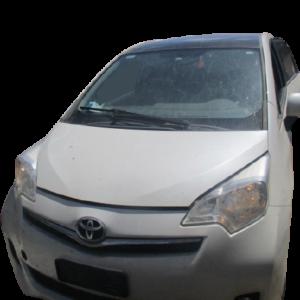 Toyota Verso-S 1300 Benzina  anno 2012