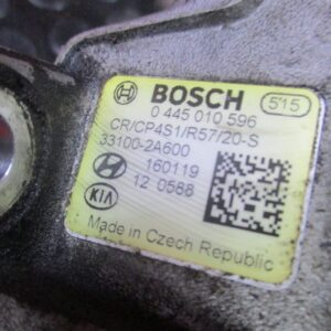 Hyundai Tucson 1700 Diesel anno 2015 Pompa iniezione 0445010596  33100-2A600