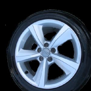 Audi A1 anno dal 2010 al 2018 Cerchi in lega R16