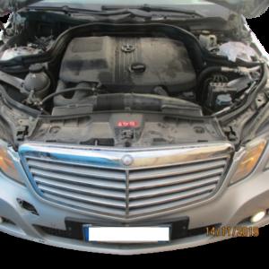 mercedes classe e 220 cdi sw w212 colore grigia sigla motore 651