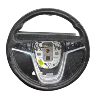 Opel Mokka X dal 2013 al 2020 volante